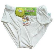 安吉小羊 卡通男童三角内裤/纯棉内裤/2条 21378 1-4岁 价格:10.00