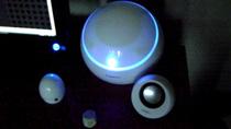 可爱时尚迷你音箱!三星PLEOMAX低音炮电脑音箱音响ipod音箱 价格:169.00