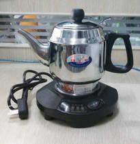 文韬全不锈钢电热水壶快速电热壶泡茶壶炉比金灶茶具套装电磁茶炉 价格:43.50