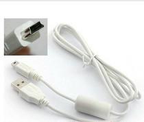 黑莓8707v 8100 8110手机USB数据线传输线 充电线 mini USB 包邮 价格:15.00
