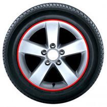 10-22寸摩托车汽车轮毂反光贴 轮圈反光贴风火轮 钢圈贴(加送2条) 价格:9.90