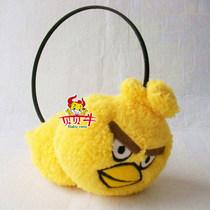愤怒的小鸟耳罩 毛绒保暖耳罩 耳捂 耳套 耳暖 价格:9.90