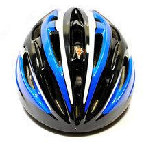 特价正品蒙太奇新款MV13头盔/骑行头盔、自行车头盔/头盔蓝黑白 价格:68.00