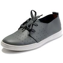 时尚潮流透气男鞋潮鞋板鞋商务皮鞋低帮鞋男士休闲鞋真皮鞋子 男 价格:69.00