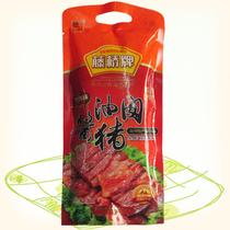 浙江温州特产藤桥牌酱油肉 特色美食小吃酱油猪肉250g(生制品) 价格:26.00