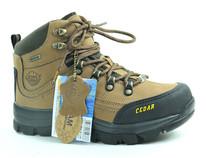 特价包邮专柜正品RAN雪松高帮户外鞋登山鞋060男女防水透气防滑棕 价格:230.00