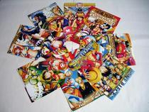 海贼王海报 ONE PIECE高档压纹海报 壁画 动漫海报批发 混批 价格:3.80