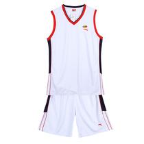 新款CUBA篮球服 比赛运动套装 训练球衣  吸汗透气背心短裤 价格:88.00