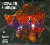Dispatch: Zimbabwe - Live at Madison Square Garden CD+DVD 价格:165.00