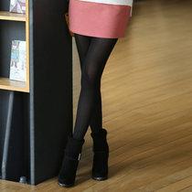 安致儿 秋装加厚抓绒显瘦秋冬安全裤女士打底裤女韩版潮长裤包邮 价格:19.90