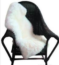 厂家发货热卖澳皮王 澳世家羊毛家居饰品皮形 白色长毛1匹 价格:360.00
