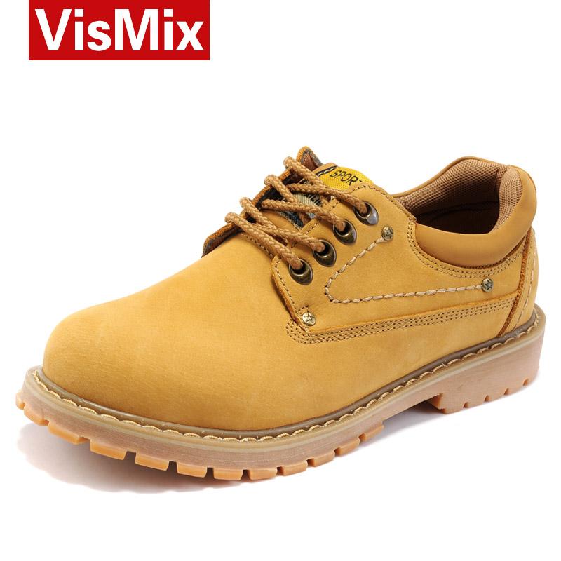 维斯曼真皮休闲皮鞋男士休闲鞋子男鞋英伦潮鞋工装鞋大头鞋马丁鞋 价格:158.00
