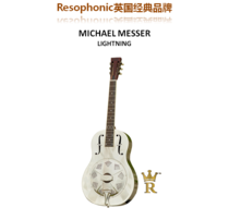 Michael Messer系列 Resonator Guitar 丽声吉他 (闪电) 价格:5880.00