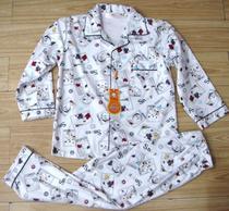 佳太子 纯棉针织棉儿童史努比长袖睡衣儿童男女童装家居服 价格:45.00