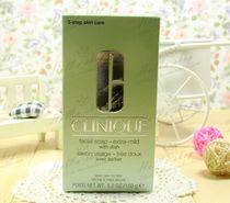 美国正品倩碧特别温和型固体洁面皂有盒150g干性敏感温和舒适 价格:120.00
