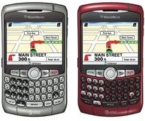 时尚BlackBerry/黑莓 8310 手机送网壳保护膜全国包邮 价格:135.00