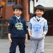 亲子装秋装2013款英格里奥童装男童儿童运动服装卫衣韩版宝宝套装 价格:98.00