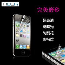 ROCK洛克 苹果iPhone4 4S HD AS naked-sp裸膜系列 防刮花 高透膜 价格:25.00