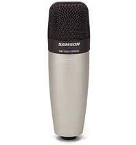 正品行货 美国山逊 SAMSON co1大震膜电容话筒 麦克风 录音K歌 价格:388.00