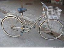 27寸 全新日本自行车 川崎牌内三速锰钢磨电灯 普通自行车 价格:1000.00