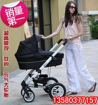 英国norton pure诺顿婴儿推车手推车双向高景观婴儿车 限量充气胎 价格:3380.00