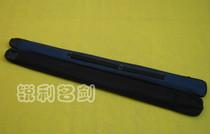 日本 剑道 合气道 专用袋 竹剑袋 有肩背带 竹刀袋 黑色 一把装 价格:25.00