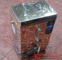 正腾全自动开水器*商用电烧水器*双水龙头55升*6000w 价格:630.00