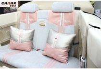 正品CARAX佳露思 汽车抱枕CR-004四方舒适抱枕 高档镶钻车用抱枕 价格:119.00