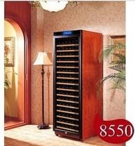 美晶W470A实木红酒柜 恒温酒柜葡萄酒柜 压缩机电子温控160支包邮 价格:9500.00