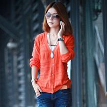 针织衫女开衫针织开衫短外套女春秋韩版女长袖艾格2013秋装新款 价格:58.41