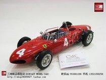 北京实体店现货1:18CMC法拉利F1 4# Ferrari 156F1 1961汽车模型 价格:2280.00