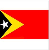3号东帝汶国旗  定做各种仿古旗公司旗厂旗导游旗各国国旗 价格:50.00
