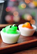 特! 泰国原产 童趣小鸭纸/乌龟/青蛙 环保手工肥皂/精油香皂 价格:18.80