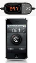 贝尔金 F8Z498qe iPhone/ipod 车载发射器 免提通话 FM调频+充电 价格:189.00