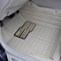 莫尼卡 皮革 大众途安 途锐 CC 全大包围 汽车专用脚垫 价格:498.00