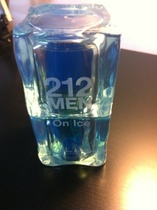 卡罗丽娜(carolinaherrera)212men on ice限量版香水100ml 价格:320.00