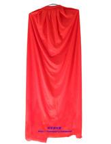 万圣节服装披风斗篷服装衣服演出表演披风超人披风红色披风1.3米 价格:33.00