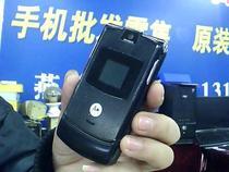 二手Motorola/摩托罗拉 V3翻盖机器没有问题正品原装2手手机 价格:85.00