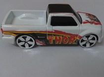 1:64 美驰图 Maisto 复仇者联盟 漫画英雄 合金车模型 托尔 皮卡 价格:20.00