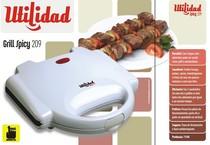 三明治机 烤面包机 三明治炉 烤肉机 早餐机 循环加热 全国包邮 价格:39.80