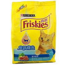 喜跃/喜悦猫粮 喜跃成猫海洋鱼味1kg猫粮 宠物食品 购2包多省包邮 价格:22.50