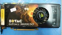 索泰显卡9600GSO 512M 带独立供电游戏首选大卡 256BIT DDR3 价格:108.00
