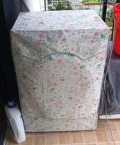 包邮海尔LG博世小天鹅美的滚筒洗衣机套印花防水防晒洗衣机罩A-16 价格:75.00