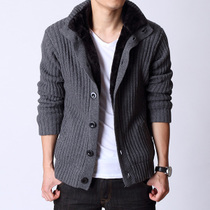 13杰�w琼斯冬装新款加厚毛衣韩版修身针织衫保暖外套纯棉35 价格:148.00
