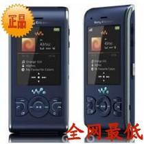 正品促销 Sony Ericsson/索尼爱立信 W595c 学生/音乐/滑盖手机 价格:219.00