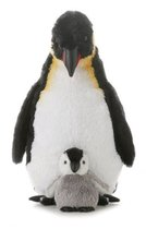 "Aurora World 12 Emperor Mama And Baby Penguin  极光世界12"" 价格:271.88"