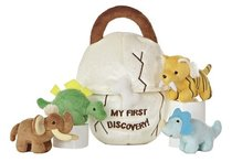 Aurora World Baby Talk My Discovery Carrier 8 Plush  极光世 价格:379.88