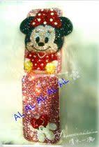 日本限量版iphone4/4S米妮 施华洛世奇水晶 水钻贴钻 手机壳 价格:2688.00