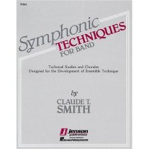 Symphonic Techniques - Tuba/T. Smith Claude/进口原版 价格:24.00