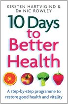 10 Days to Better Health: A Step-by-step Programme to Restor 价格:74.40